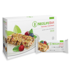 NeoLifeBar — Fruit & Nuts (Case)