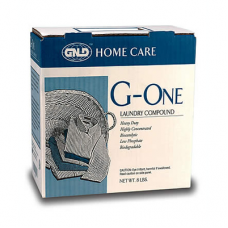 G-One Laundry Compound — Phosphate-Free (Case)